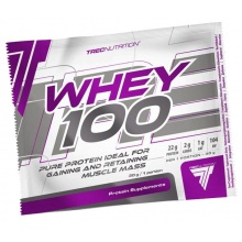 Протеин Trec nutrition Whey 100 30*30 г